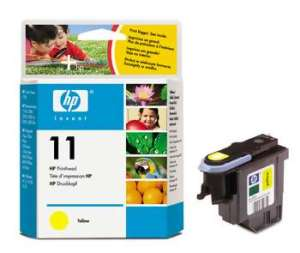 Bild HP No.11 Yellow Printerhead