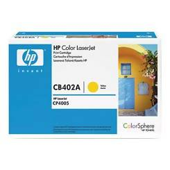 Bild HP Toner CB402A Yellow 7.5K