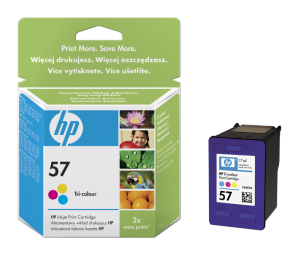 Bild HP No.57 Color (17ml)