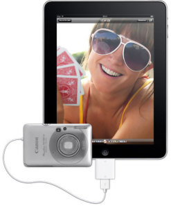 Bild Apple iPad Camera Connection Kit