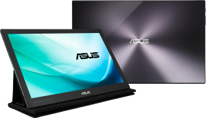 "Bild ASUS MB169C+ USB-driven 15.6"" IPS LED"