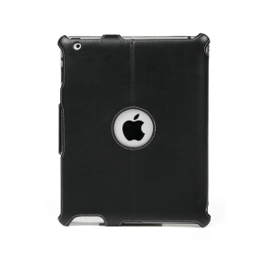 Bild Targus Vuscape Protective Cover stand for iPad - Black Leather