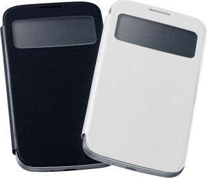 Bild Samsung Galaxy S4 S View Cover - Black