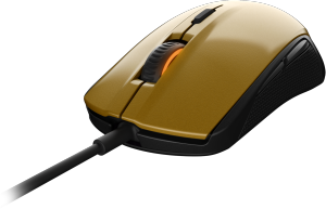 Bild SteelSeries Rival 100 Alchemy Gold
