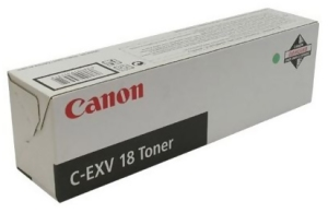 Bild Canon C-EXV18 cartridge black for IR10xx 8.400pages 430g