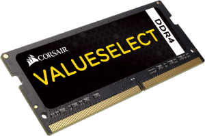Bild Corsair Value Select 8GB (2 x 4GB) SO-DIMM DDR4 2133MHz CL15