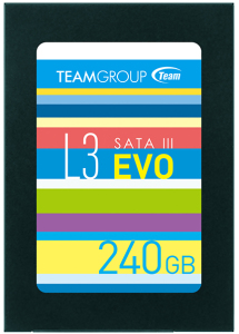 Bild Team Group L3 EVO SSD - 240GB
