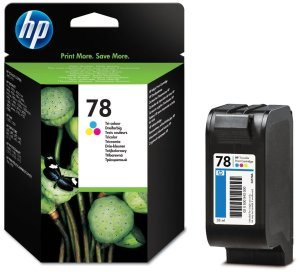 Bild HP No.78 Color (19 ml)