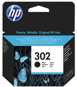 Bild HP 302 Black Original Ink Cartridge