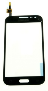 Bild Samsung Galaxy Core Prime VE (SM-G361F) - Byte av Glas (Ej display) - Grå/Svart