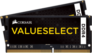 Bild Corsair Value Select 16G (2 x 8GB) SO-DIMM DDR4 2133MHz CL15