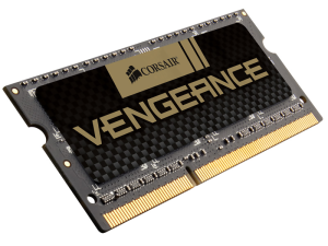 Bild Corsair Vengeance 8GB DDR3 SO-DIMM 1600MHz