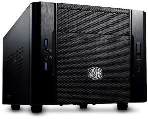 Bild Cooler Master Case Elite 130 Mini ITX - Svart