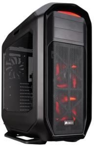Bild Corsair Graphite 780T Black Full tower, No PSU