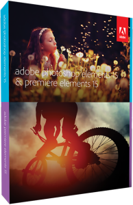 Bild Adobe Photoshop & Premiere Elements 15 Svensk