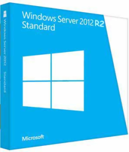 Bild Microsoft Windows Server Standard 2012 R2 OEM Swedish