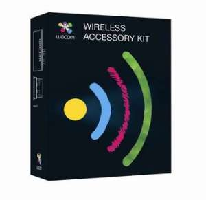 Bild Wacom Bamboo Tablets Wireless Option - anslutningspaket för digitaliserare
