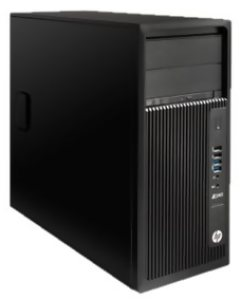 Bild HP Workstation Z240