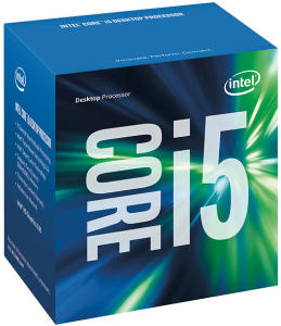 Bild Intel Core i5 6600 - Skylake