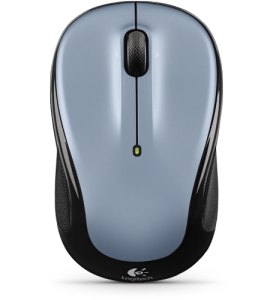Bild Logitech M325 Wireless Mouse Light Silver