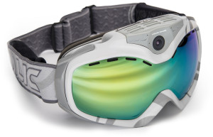 Bild Liquid Image Snow Goggle Apex HD+ Series - WiFi GPS - Vit