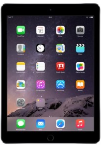 Bild Apple iPad Air 2 64GB WiFi - Space Grey