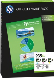 Bild HP No.935XL Multipack