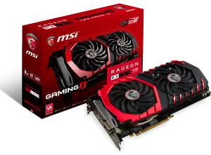 Bild MSI Radeon RX 480 GAMING X 8GB TwinFrozr VI