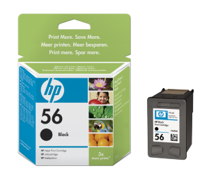 Bild HP No.56 Black (19ml)