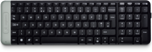 Bild Logitech Wireless Keyboard K230 - Svenskt