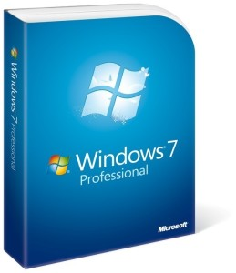 Bild Microsoft Windows 7 Professional SP1 64-bit OEM Svensk
