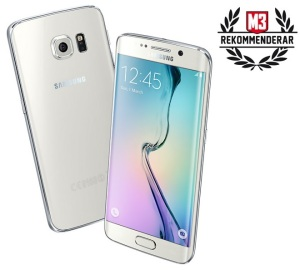 Bild Samsung Galaxy S6 Edge 128GB - White