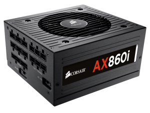 Bild Corsair AX 860i Digital 860W 80+ Platinum