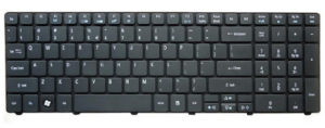Bild Acer KEYBD.106KS.BLACK.NORDIC.WIN8