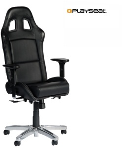 Bild Playseat Office Seat - Svart