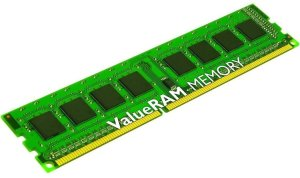Bild Kingston ValueRAM 8GB DDR3 1600MHz CL11