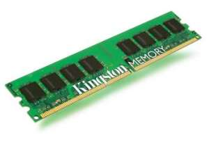 Bild Kingston 1GB DDR2 - 800 CL6 DIMM