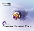 Bild Synology Camera License Pack 4 licens