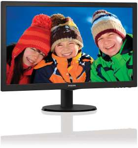"Bild Philips V-Line 21,5"" LED"