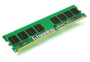 Bild Kingston 2GB DDR2 - 800 CL6 DIMM