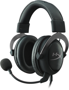 Bild Kingston HyperX Cloud II Gaming Headset - Gun Metal