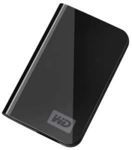 Bild Western Digital My Passport Essential 320GB USB Black