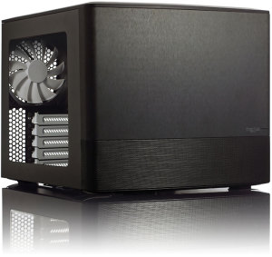 Bild Fractal Design Node 804 Black - Window