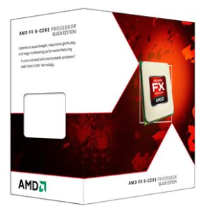 Bild AMD FX-Series X6 6300 Black Edition