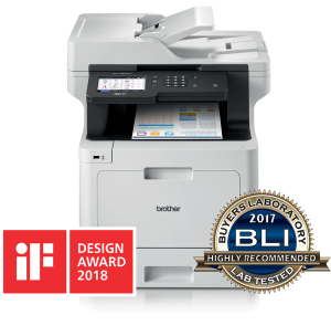 Bild Brother MFC-L8900CDW Professionell färglaser multifunktionsskrivare