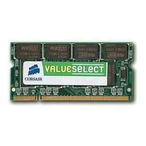Bild Corsair Value Select 1GB 667MHz DDR II SO-DIMM