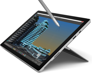 Bild Microsoft Surface Pro 4 M3 128GB WiFi Commercial