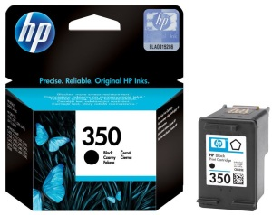 Bild HP No.350 Black