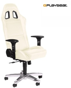Bild Playseat Office Seat - Vit