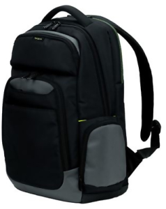 "Bild Targus 15.6"" CityGear Laptop Backpack - Svart"